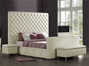 Electric Adjustable Beds Specialist, Adjustable Electric NorthShores-TV-Bed Headboards