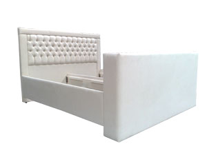 Electric Adjustable Beds Specialist, Adjustable Electric 16092010301small 6A Perth Upholstered Deep Button Bed Designs