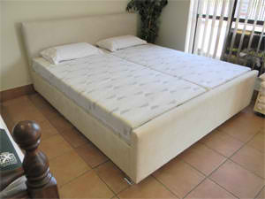 1A Sydney Electric Adjustable Bed