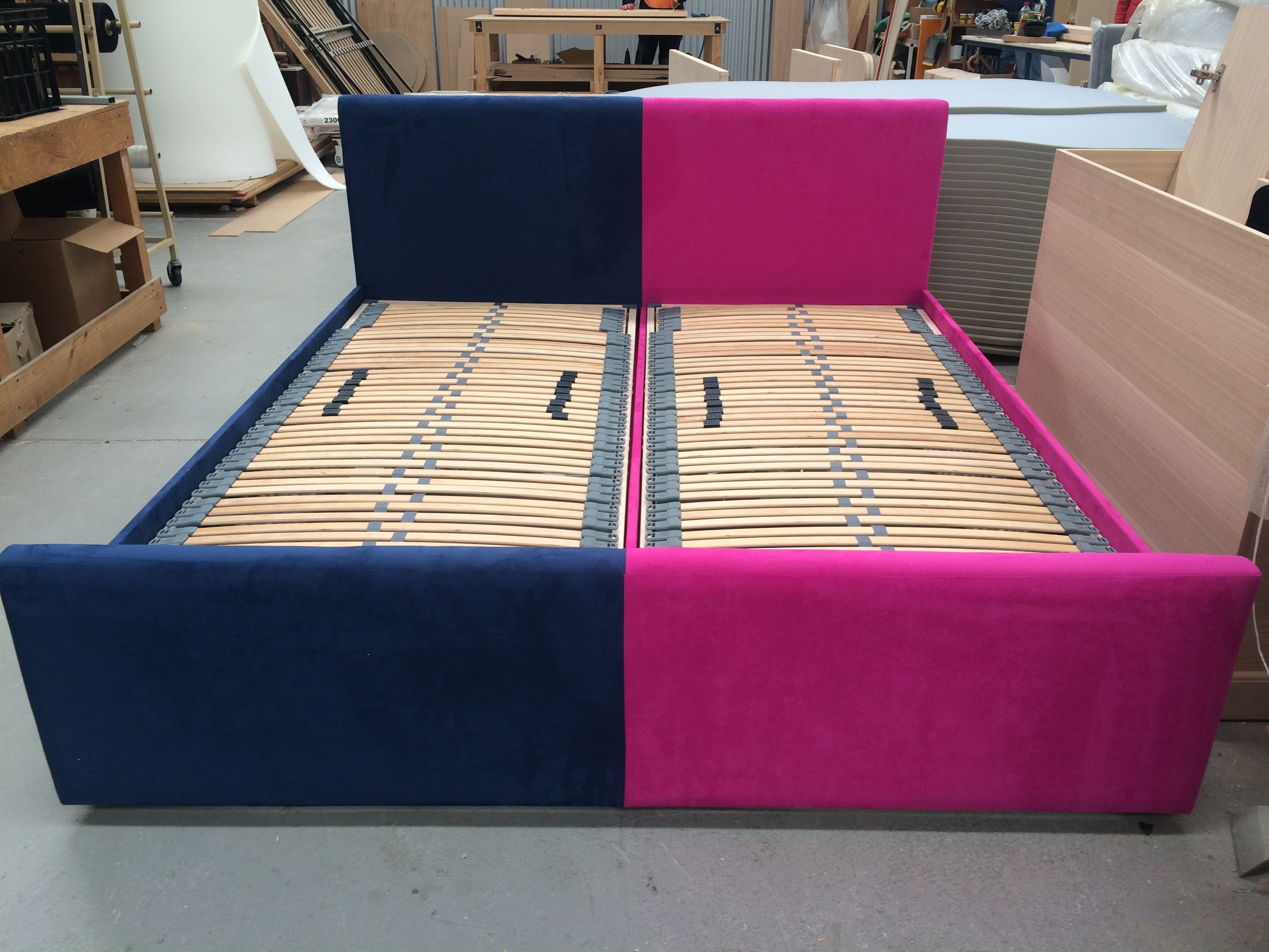 Electric Adjustable Beds Specialist, Adjustable Electric Sydney_His_Hers Sydney Long Single Bed Designs