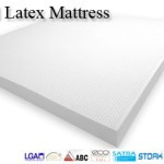 latex mattress natural