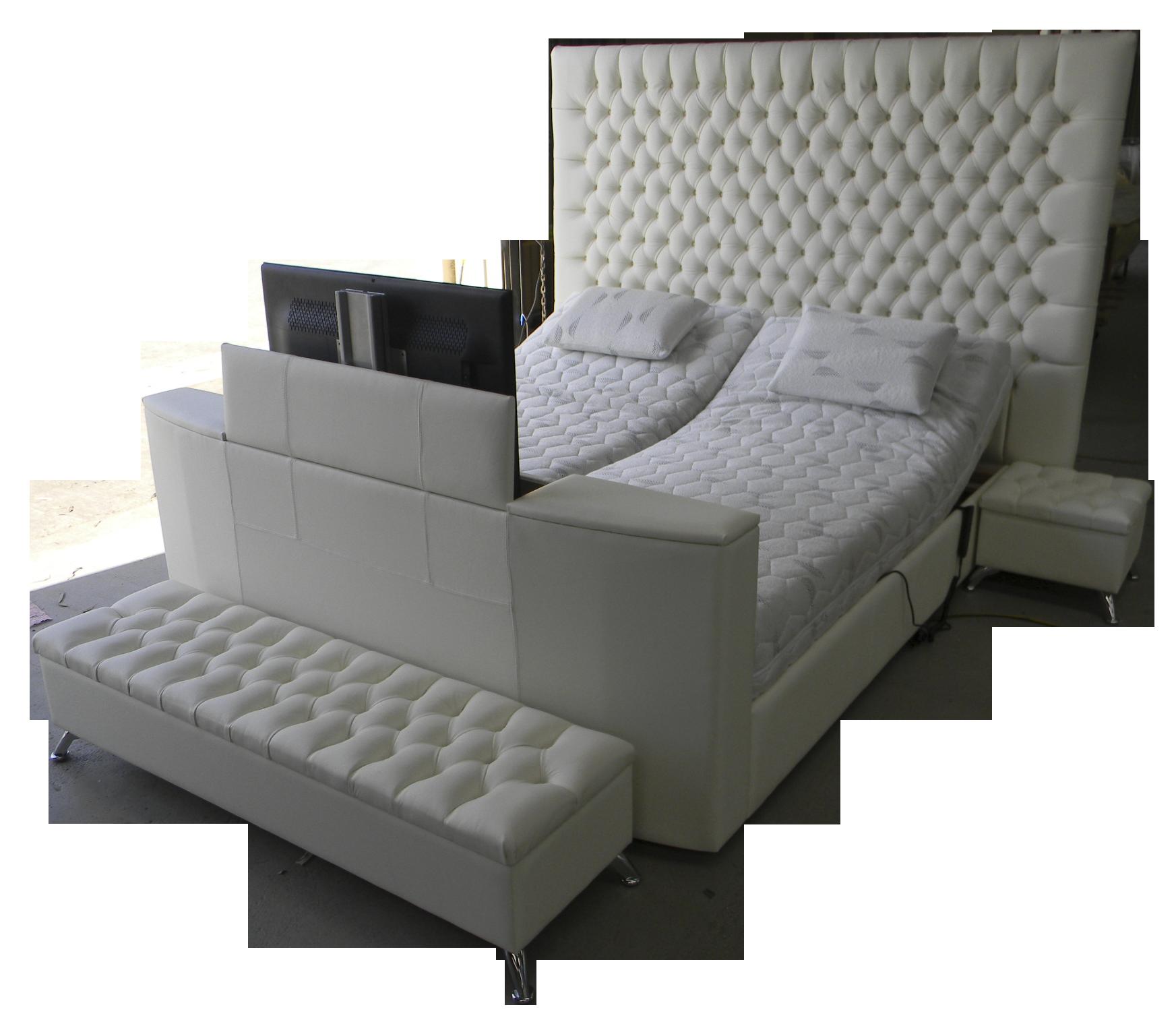 Electric Adjustable Beds Specialist, Adjustable Electric north 23A NorthShores TV Bed Designs