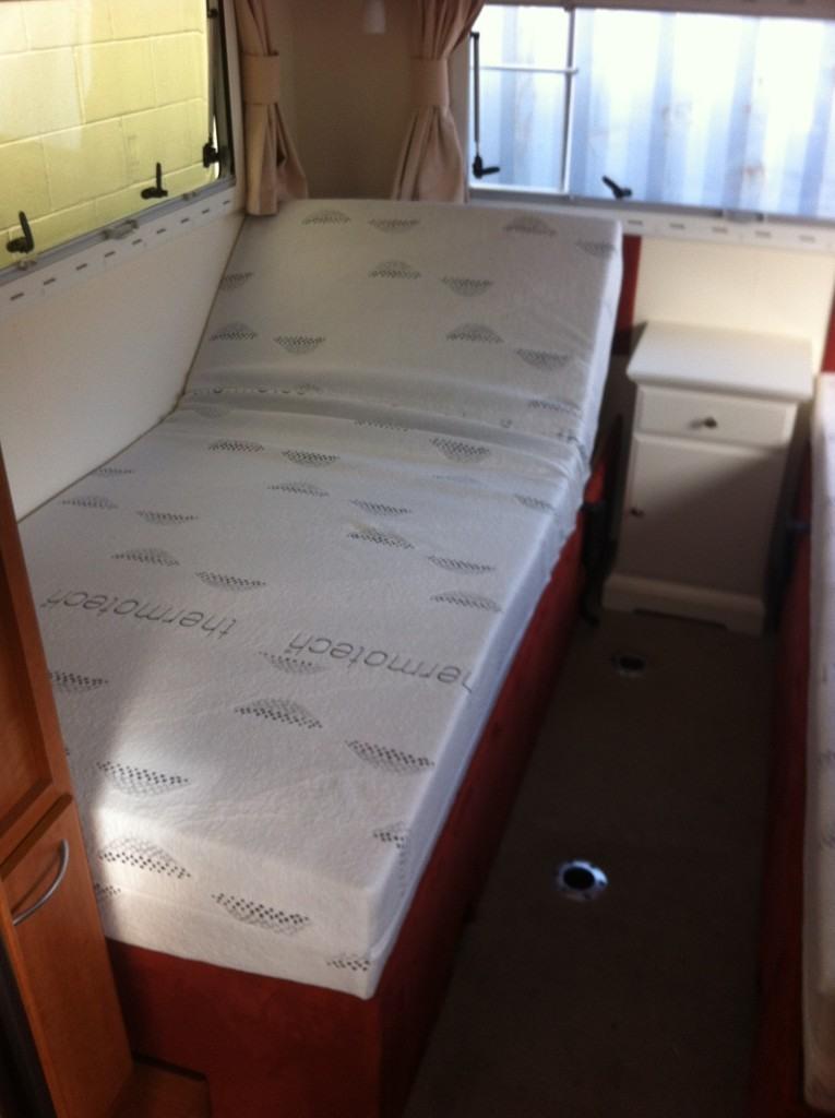 Electric Adjustable Beds Specialist, Adjustable Electric Caravan-EAB-765x1024 Custom Made Mattresses & Beds  for Caravans & Motor Homes