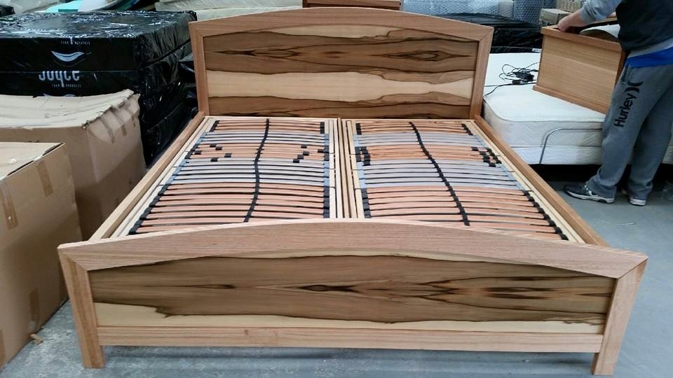 electric adjustable bed frame