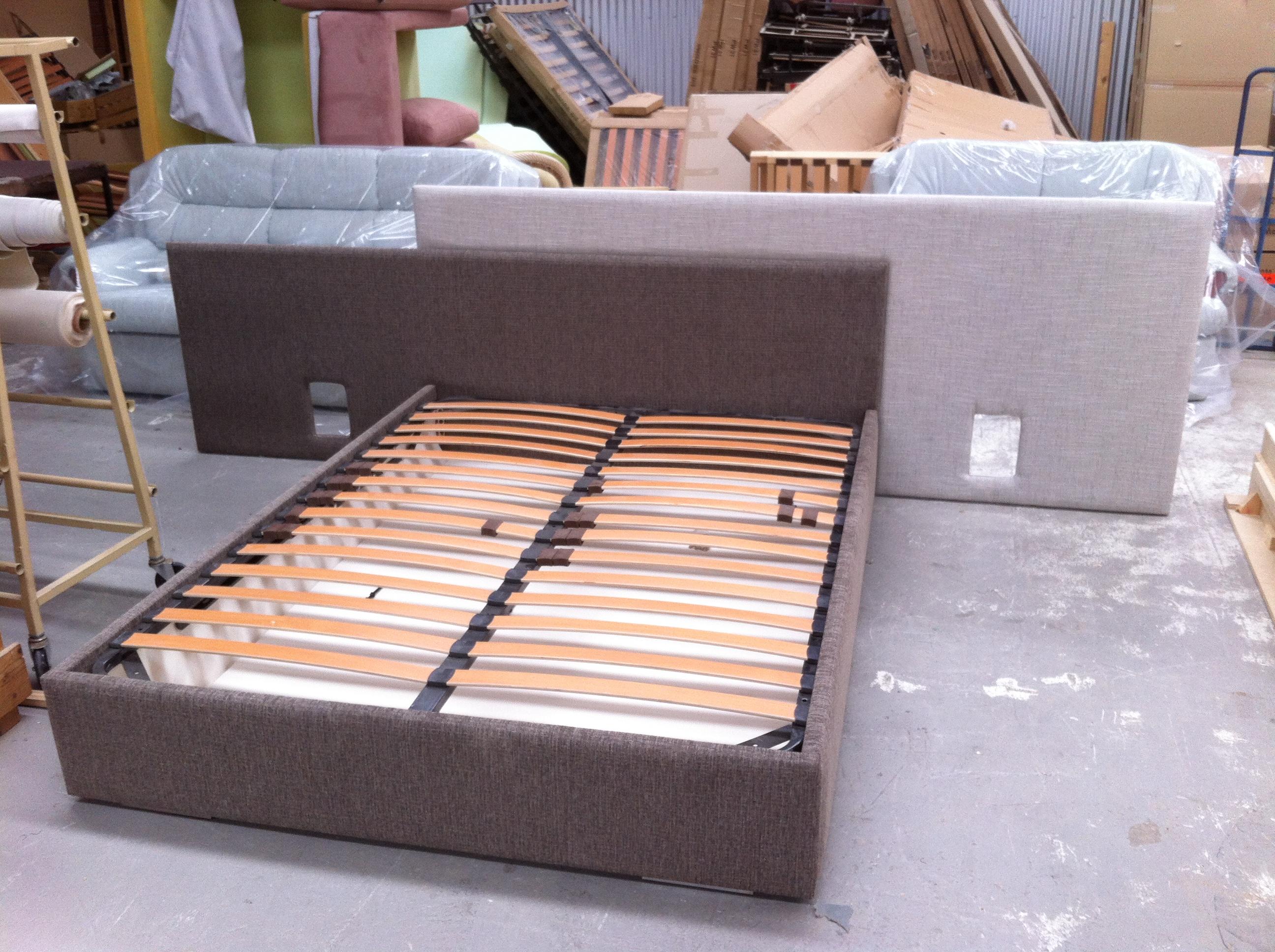 balaklava bed frame