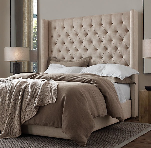 Electric Adjustable Beds Specialist, Adjustable Electric tufted-headboard-with-wood-frame-2 Headboards