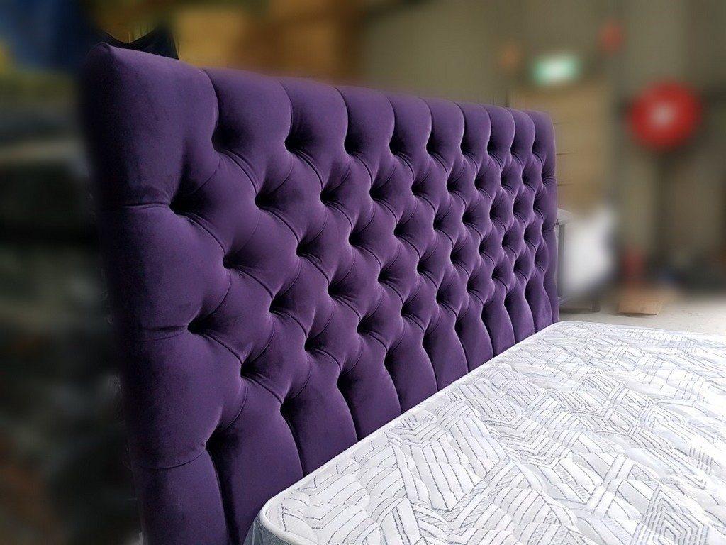Electric Adjustable Beds Specialist, Adjustable Electric headboard-purple-2-1024x768 Mildura Electric Adjustable Massage Bed