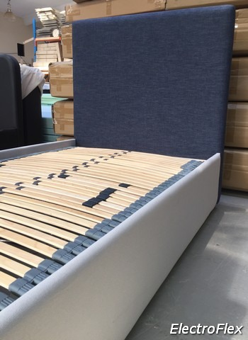 Electric Adjustable Beds Specialist, Adjustable Electric Blue-Long-Single-Hi-Lo Home Care Hi Lo