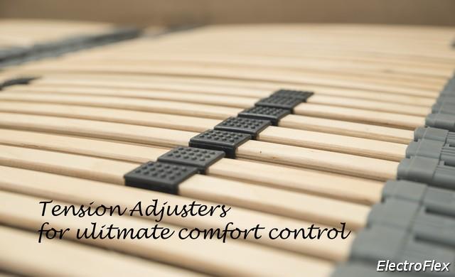 Electric Adjustable Beds Specialist, Adjustable Electric tension-adjusters ElectroFlex Adjustable Beds