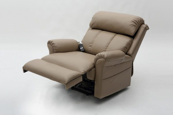 Electric Adjustable Beds Specialist, Adjustable Electric LC51-leg-and-back Kingston Electric Lift Recliner with massage and heating